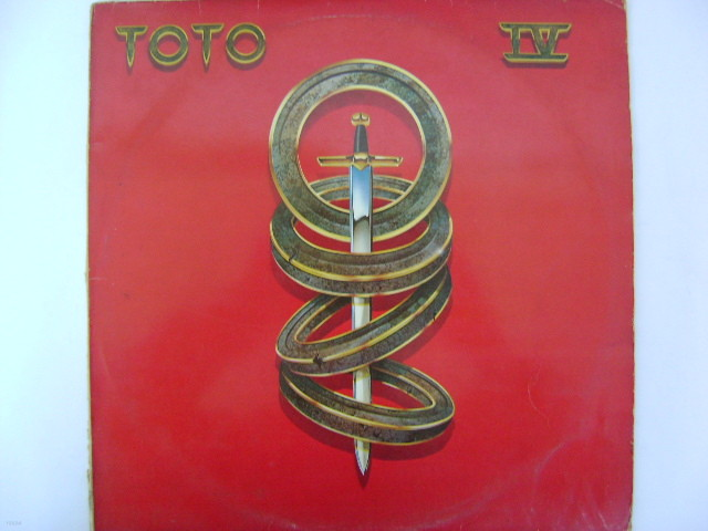 LP(엘피 레코드) 토토 Toto : Iv