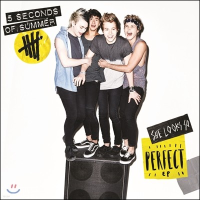 5 Seconds Of Summer - She Looks So Perfect 파이브 세컨즈 오브 썸머