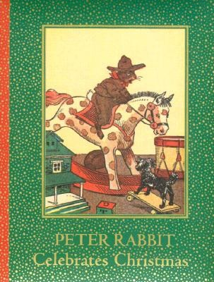 Peter Rabbit Celebrates Christmas