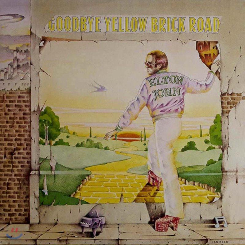 Elton John (엘튼 존) - Goodbye Yellow Brick Road [2LP]