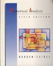 Numerical Analysis (5판)