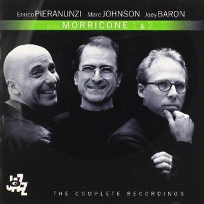 Enrico Pieranunzi/Marc Johnson/Joey Baron - Play Morricone 1 & 2: The Complete Recordings