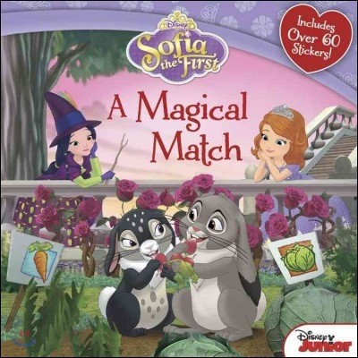 Sofia the First : A Magical Match