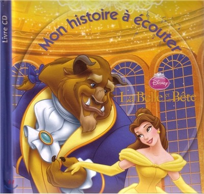 La belle et la bete (+CD)