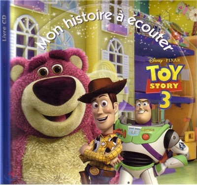 Toy Story 3 (+CD)