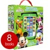 Mickey Mouse Clubhouse Story ME Reader Electronic Reader and 8-Book Library - 미키마우스 미리더(ME리더)