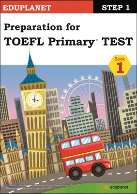Preparation for TOEFL Primary TEST Step 1-1