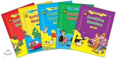 Sunshine Readers Level 1,2,3,4,5, Set : Teacher's guide