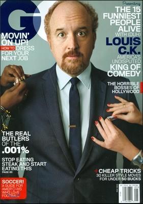 GQ USA (월간) : 2014년 5월