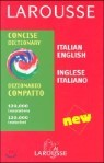 Larousse Concise Dictionary: Italian-English/English-Italian