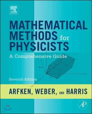 Mathematical Methods for Physicists, 7/E