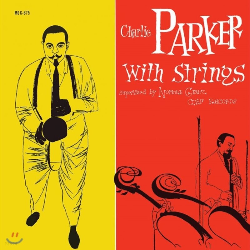 Charlie Parker - Charlie Parker With Strings [LP]