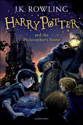 Harry Potter and the Philosopher`s Stone (영국판)
