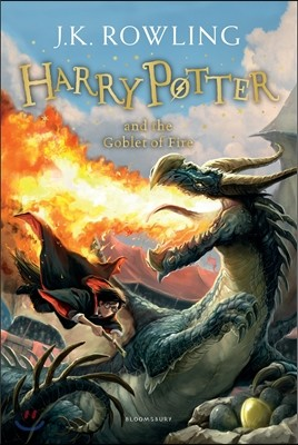 Harry Potter and the Goblet of Fire (영국판)