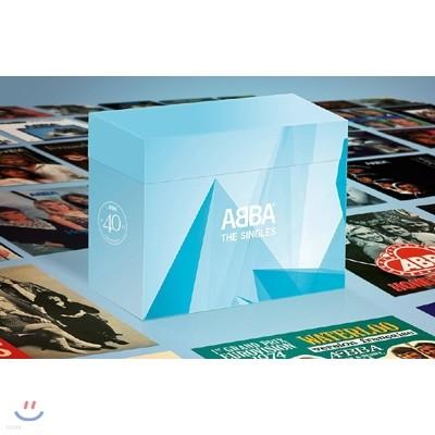 Abba (아바) - The Singles: 40 Years - 40 Singles [7인치 싱글 박스 세트 한정반 40LP]