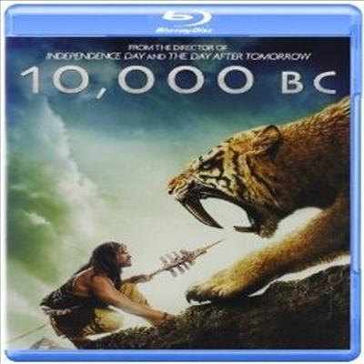 10,000 BC (10,000 BC) (한글무자막)(Blu-ray) (2008)