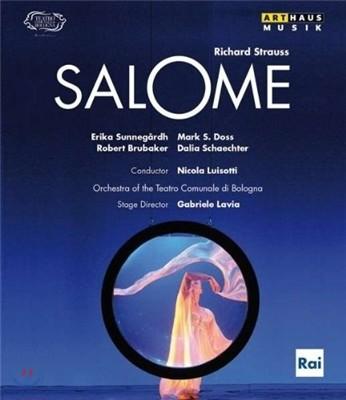 Nicola Luisotti 슈트라우스: 살로메 (Strauss, R: Salome)