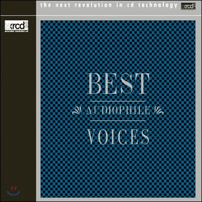 베스트 오디오파일 보이시스 (Best Audiophile Voices) [XRCD]