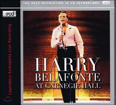 Harry Belafonte - At Carnegie Hall 해리 벨라폰테 1959년 카네기홀 실황 [XRCD]
