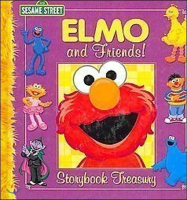 Elmo and Friends! Storybook Collection