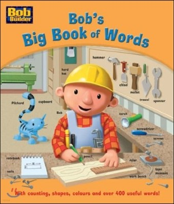 Bob's Big Book of Words