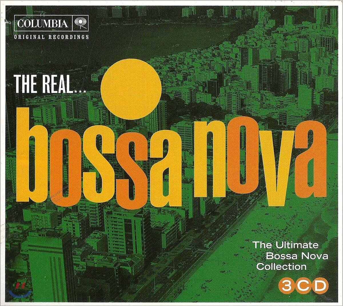보사노바 명곡 모음집 (The Ultimate Bossa Nova Collection: The Real...)