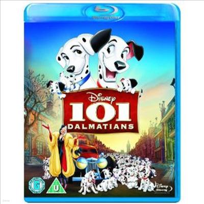 101 Dalmatians (101마리 강아지) (한글무자막)(Blu-ray) (1961)