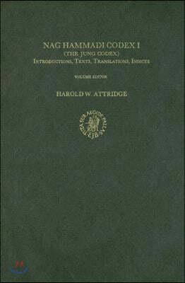 Nag Hammadi Codex I - The Jung Codex