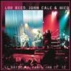 Lou Reed, John Cale & Nico - Le Bataclan Paris, January 29 1972