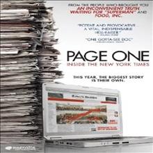 Page One: Inside The New York Times (������ - ����Ÿ������ ��� ��) (�����ڵ�1)(�ѱ۹��ڸ�)(DVD) (2011)