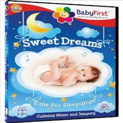 Sweet Dreams: Time For Sleepybye (스윗 드림스: 잠에 들 시간) (지역코드1)(한글무자막)(DVD)