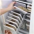 센스 냉장고정리 고급형A (트레이(대1개) + 소분용기(대1호6p + 대2호2p)