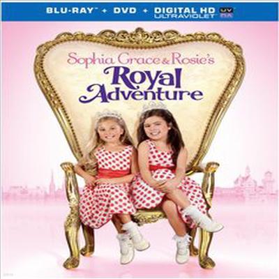 Sophia Grace & Rosie a Royal Adventure (소피아 그레이스 앤 로지 로얄 어드밴쳐) (한글무자막)(Blu-ray) (2014)
