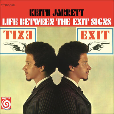 Keith Jarrett (키스 자렛) - Life Between The Exit Signs [LP]