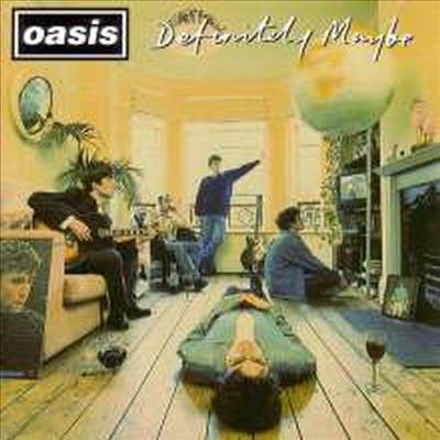 Oasis - Definitely Maybe (Remastered)(Gatefold)(180G)(2LP)