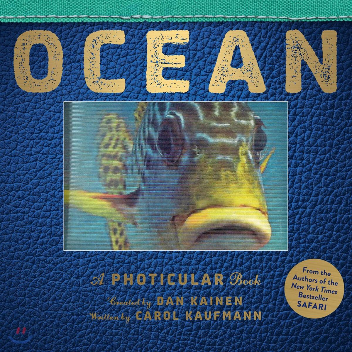 Ocean (홀로그램 / 렌티큘러 북)
