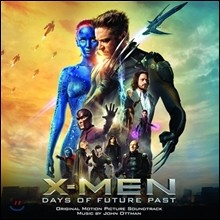 X-Men: Days Of Future Past (������: ������ ���� ǻó �н�Ʈ) OST (Original Motion Picture Soundtrack)