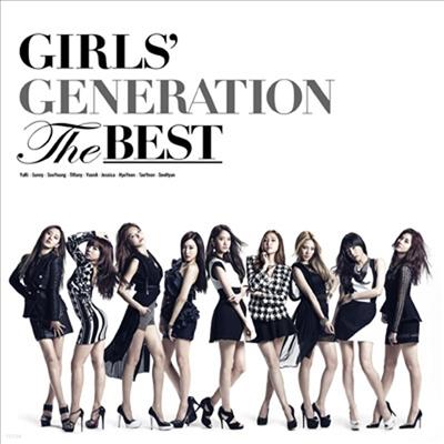 소녀시대 - The Best (2CD+Blu-ray) (완전생산한정 컴플리트반)