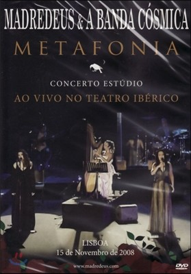 Madredeus & A Banda Cosmica - Metafonia