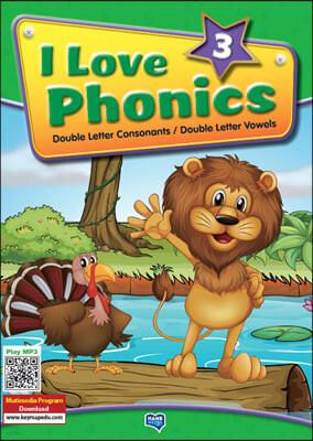 I Love Phonics 3