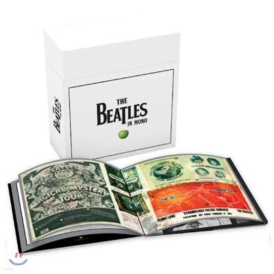 The Beatles - The Beatles In Mono Vinyl Box (비틀즈 모노 LP(바이닐) 박스)