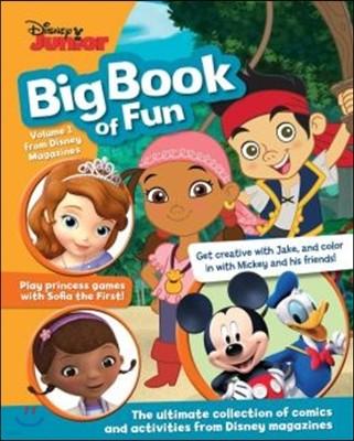 Disney Junior Big Book of Fun