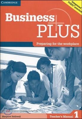 Business Plus Level 1 Teacher's Manual