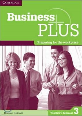 Business Plus Level 3 Teacher's Manual