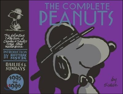 The Complete Peanuts 1995-1996: Vol. 23 Hardcover Edition