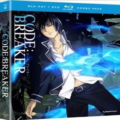 Code:Breaker: Complete Series (코드 브레이커) (한글무자막)(Blu-ray)