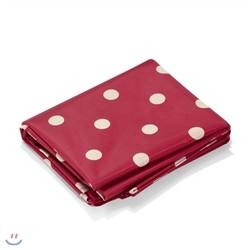 [������Ż]��ũ�к?Ŷ(picnicblanket - ruby dots) / SJ3014