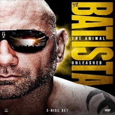 Batista: The Animal Unleashed (바티스타)(지역코드1)(한글무자막)(DVD)