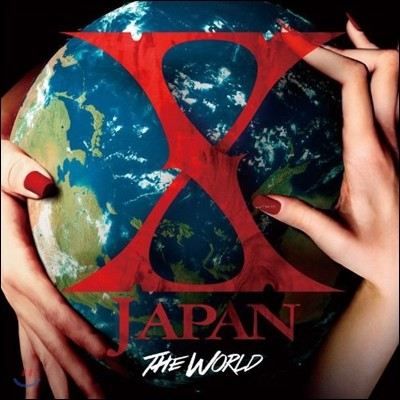 X-Japan - The World (엑스 재팬 데뷔 25주년 기념 베스트 앨범)