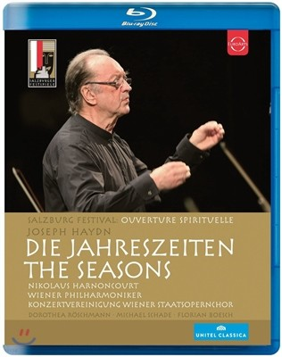 Nikolaus Harnoncourt 하이든 : 사계 (Haydn: The Seasons) 블루레이